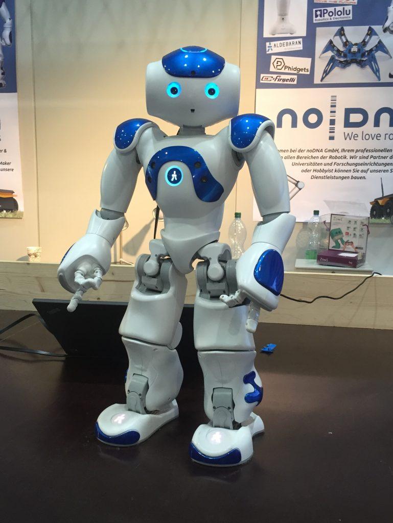 robot humanoide nao